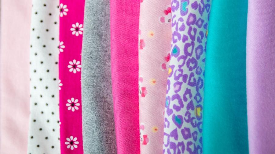 Tessuti dei pannolini lavabili