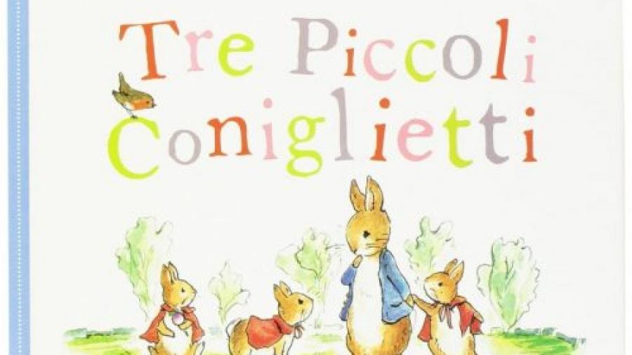 tre piccoli coniglietti - beatrix potter