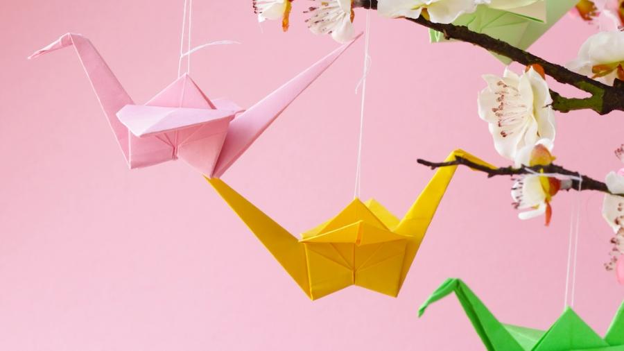 regali con gli origami