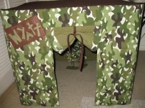 casetta militare