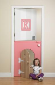 porta cameretta KidTropolis