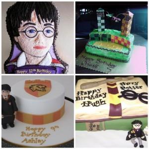 torta di harry potter