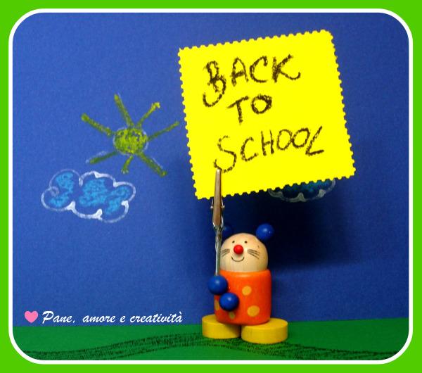 Back to school ovvero il ritorno a scuola