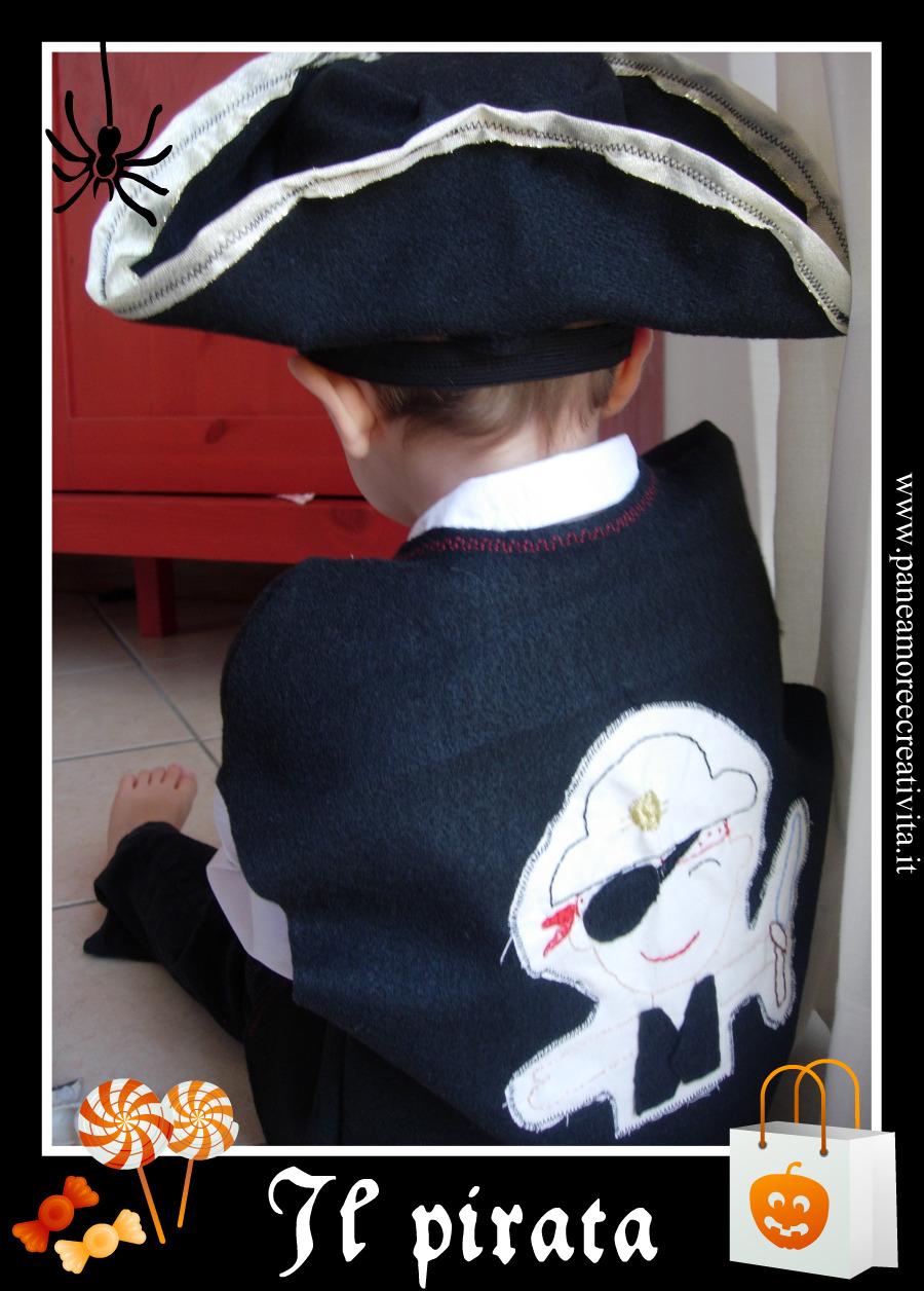 Costumi per halloween: il pirata