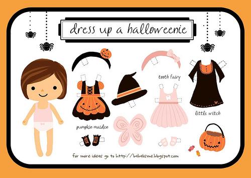bambola di halloween