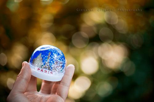 palla di neve parigi