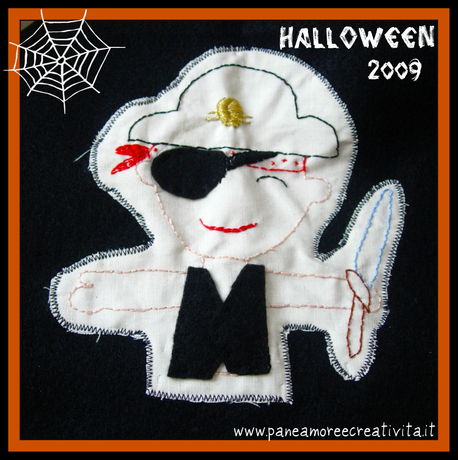 pirata halloween 2009