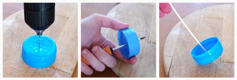 Favoloso Idee per riciclare le bottiglie: creiamo un trattore - Pane, Amore  QI72