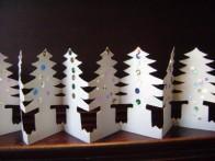 alberi decorati