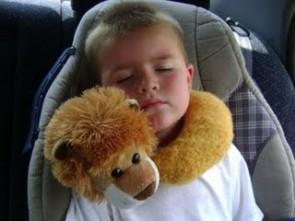 cuscino per il viaggio