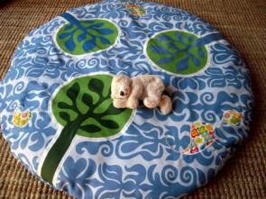 cuscino rotondo (1m)