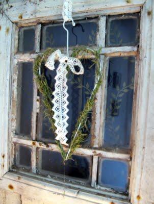 decorazione con rosmarino