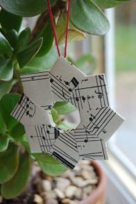 decorazione origami