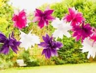 fiori da appendere