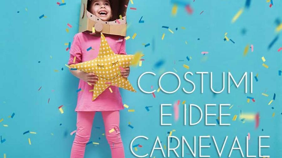 50 Costumi E Idee Di Carnevale Fai Da Te Pane Amore E Creativita
