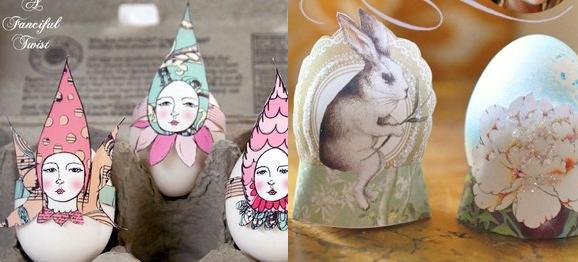 Decorazioni e disegni di Pasqua da stampare