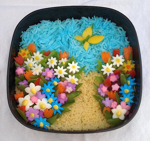 Bento: decorazioni per il picnic