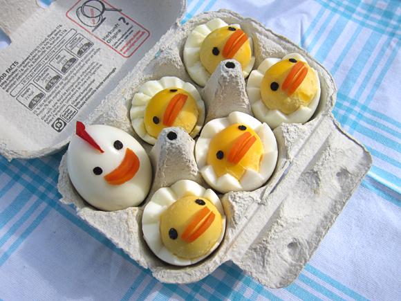 Pasqua: idee per decorare le uova sode e non solo
