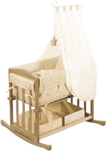 Culle economiche in legno per neonati pane amore e creativit pane amore e creativit - Culla che si attacca al letto prenatal ...
