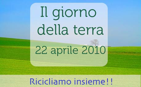 Earth day: 100 idee per riciclare e riusare!