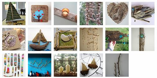 Matrimonio Sulla Spiaggia Idee : Creare con i legni portati dal mare · pane amore e creatività