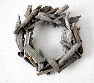 Creare con i legni portati dal mare pane amore e creativit for Legni di mare arredamento