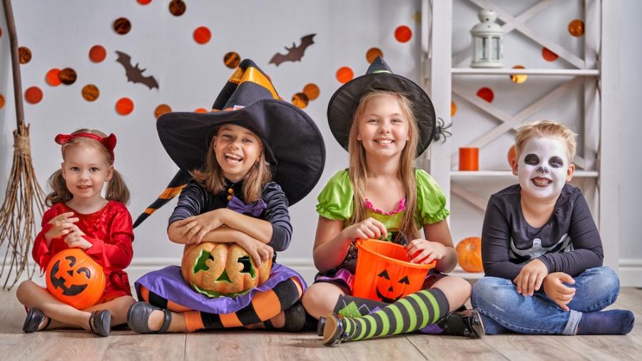 vendite all'ingrosso online in vendita a piedi scatti di Costumi di Halloween fai da te: 100 idee con tutorial!
