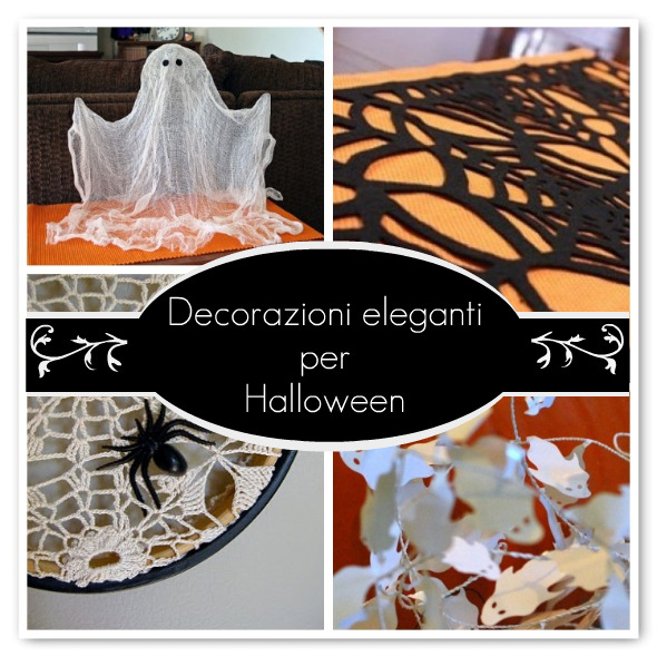 Decorazioni per halloween fai da te pane amore e creativit for Decorazioni torte halloween fai da te