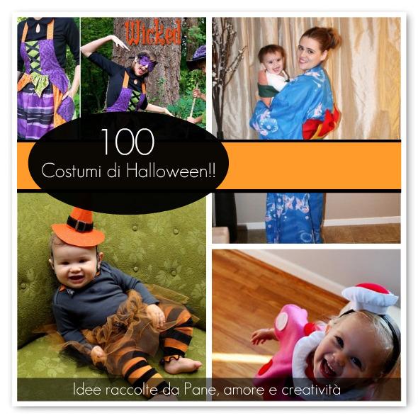 Costumi di Halloween fai da te: 100 idee con tutorial!