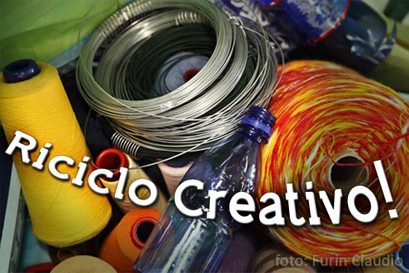 Abilmente: il riciclo creativo di Cristina Sperotto