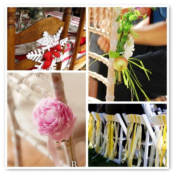 Come decorare una sedia pane amore e creativit pane - Casa profumatissima ...
