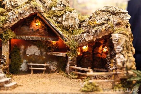 Il mondo creativo i presepi fatti a mano di francesco - Presepi fatti in casa ...