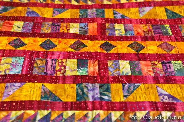 """A """"Il mondo creativo"""": Il patchwork afgano"""