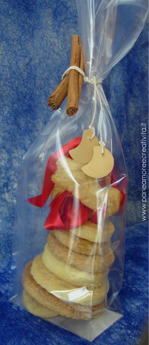 Idee Per Confezionare Biscotti Di Natale.Idee Per Confezionare I Biscotti Creazioni Con Il Das Pane