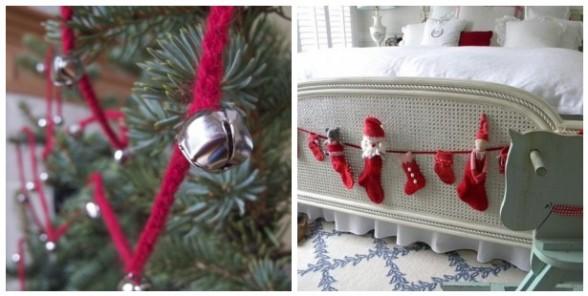 Decorazioni e ghirlande di Natale: idee dell'ultimo minuto