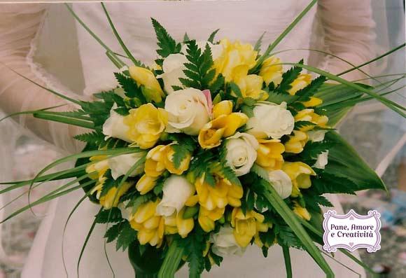 Bouquet Sposa Anniversario 50.Idee Per Il Matrimonio Fai Da Te Pane Amore E Creativita