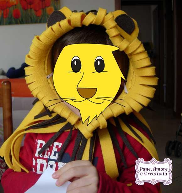 Guida tutorial  Come fare un costume da leone in mezz ora · Pane ... 199531381ed