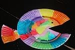 pesce creato con un piatto.jpg