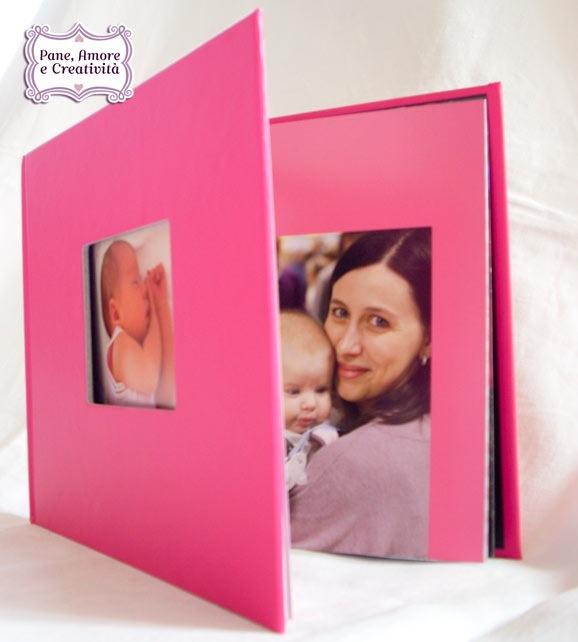 Le foto della mia bambina in un fotolibro