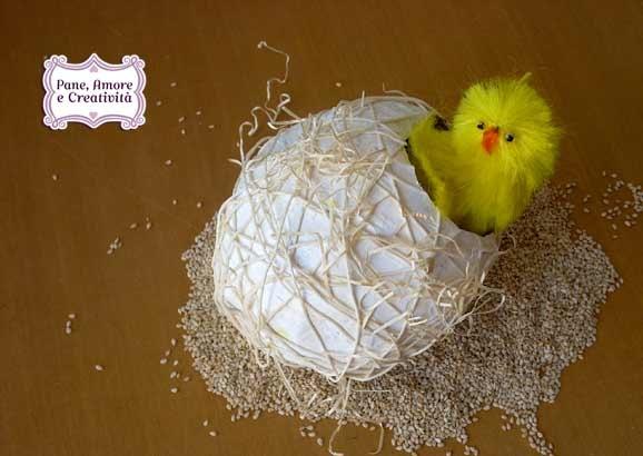 """Uova di cartapesta: la decorazione al """"naturale"""""""
