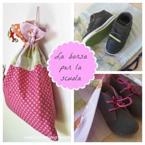 come fare una borsa per le scarpe