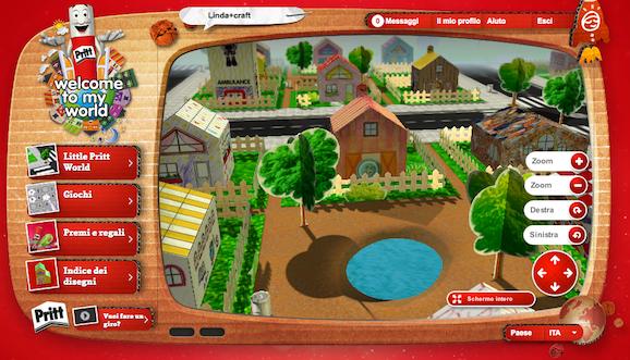 Tecnologia e creativit un 39 attivit per i bambini for Gioco arredare casa virtuale