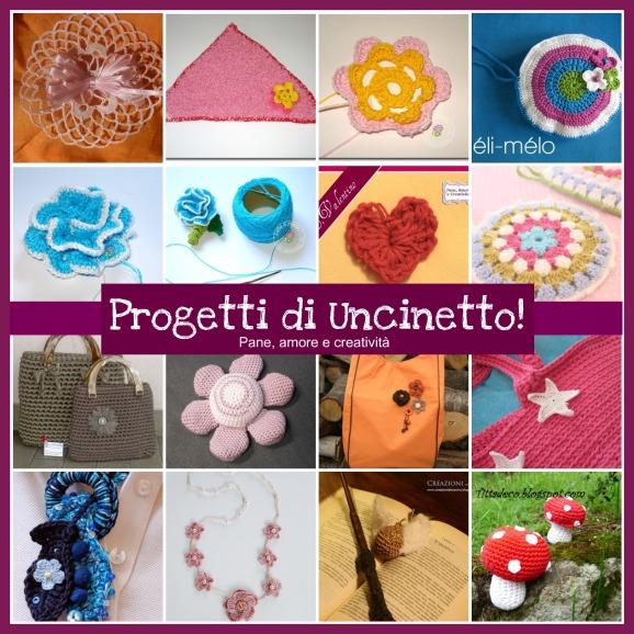 Speciale uncinetto: tutti i progetti crochet pubblicati in Pane, amore e creatività