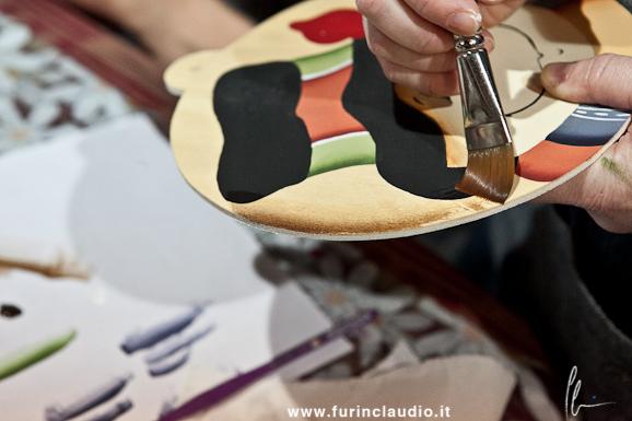 Top Creazioni country e corsi per imparare a dipingere! - Pane, Amore  HZ97