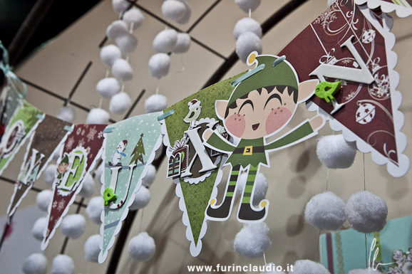 Scrapbooking Toga: decorazioni di Natale e tante idee creative!