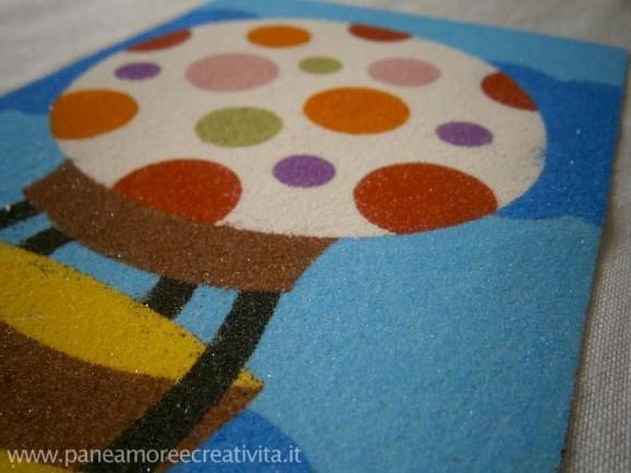 Nuovo gioco creativo: i Sabbiarelli, per colorare con la sabbia colorata!