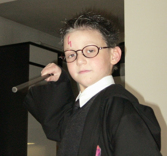 Harry-Potter costume