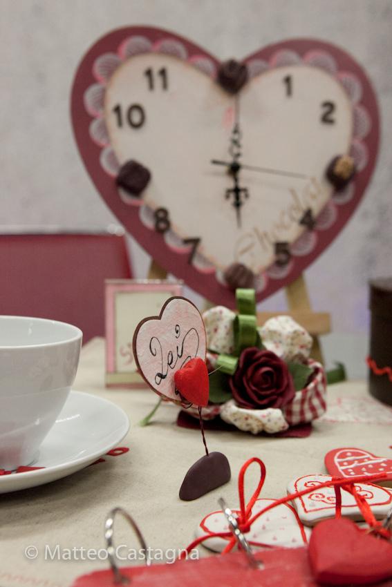 Idee romantiche per la tavola di san valentino pane amore e creativit - Idee tavola san valentino ...