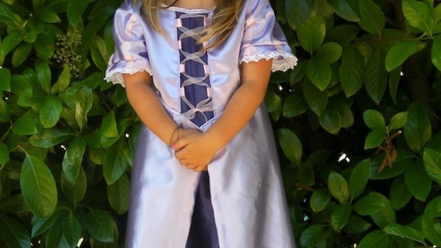 Rapunzel-costume