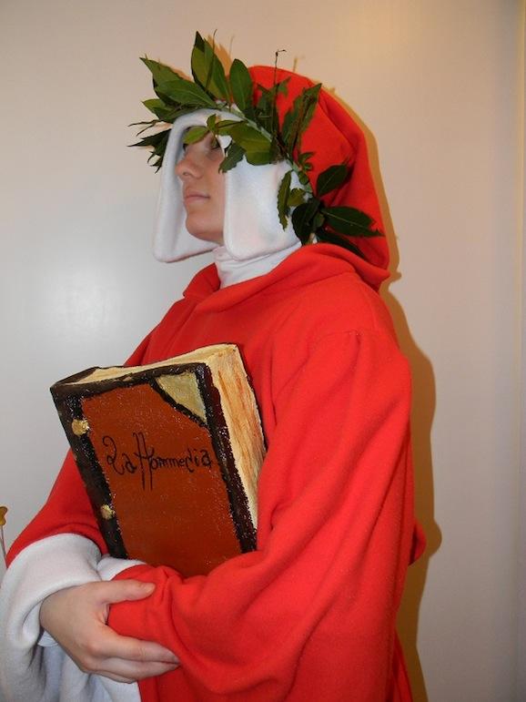 costume dante alighieri